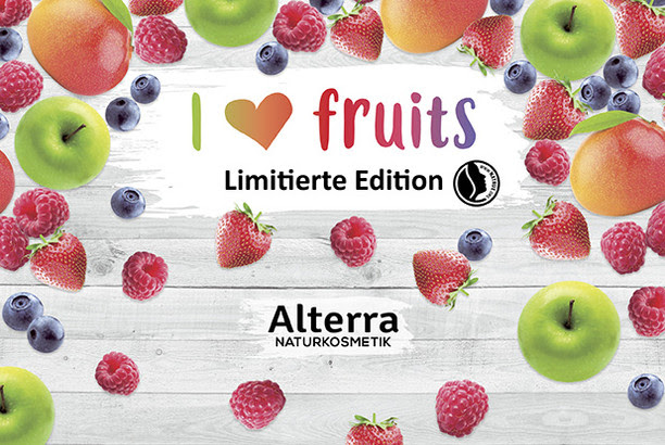 Alterra I Love Fruits