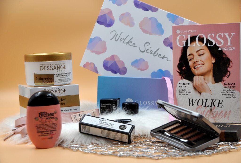 Glossybox Februar 2018 – Wolke Sieben Edition