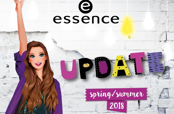 essence Neuheiten – Shade Updates ab Februar 2018