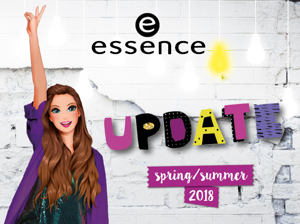 "essence news ""update spring/summer 2018"""