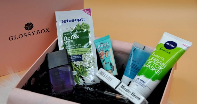 Glossybox Januar 2018 – NAMASTE Beauty Edition