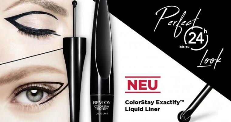 Der REVLON® ColorStay Exactify™ Liquid Liner – für einen unwiderstehlichen Augenaufschlag!