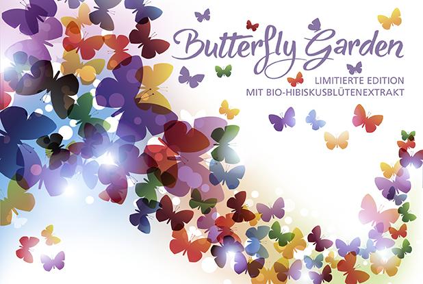 Butterfly Garden – die neue Limited Edition von Alterra Naturkosmetik