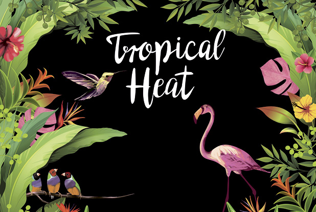 Tropical Heat - LE von RdeL Young
