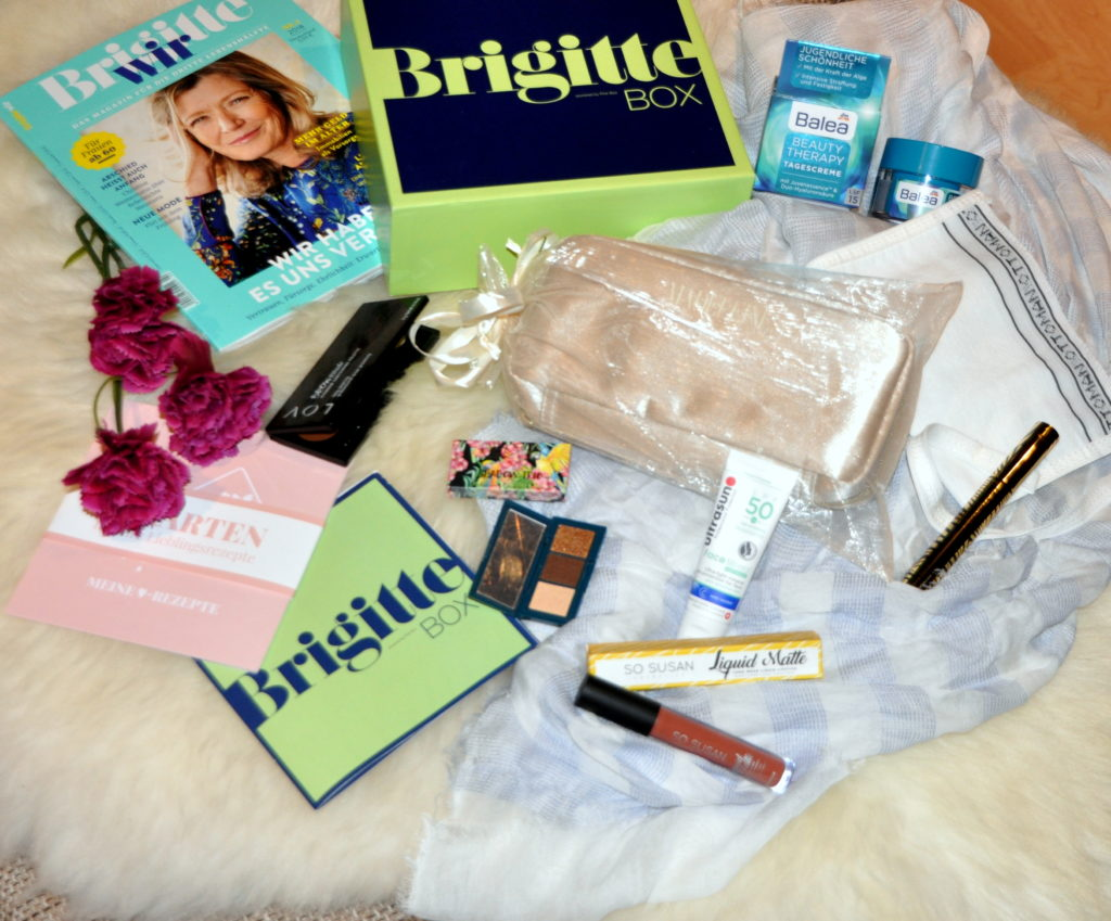 Brigitte Box März April