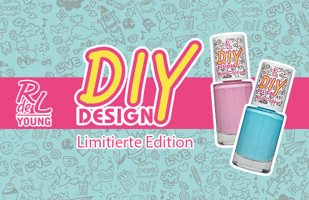 Mach's dir selbst…mit der neuen Rival de Loop Young DIY Design LE
