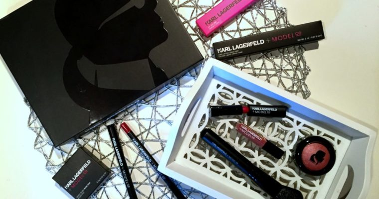 Glossybox Karl Lagerfeld + Model CO Special Edition
