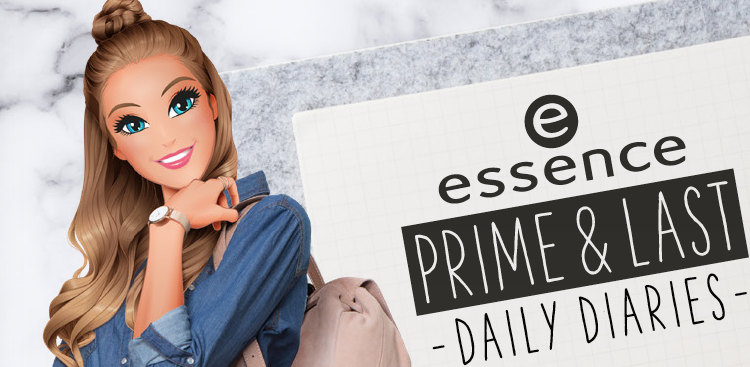 essence Prime & Last – Daily Diaries Limited Edition