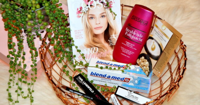 Glossybox Juni 2018 –  Midsommar Edition