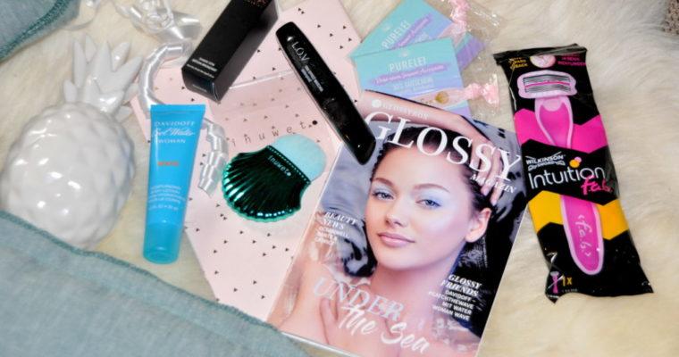 Glossybox Juli 2018 – UNDER THE SEA Edition