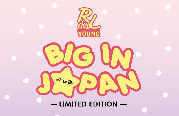 """Auf nach Tokio mit der """"Big in Japan"""" LE von RdeL Young!"""