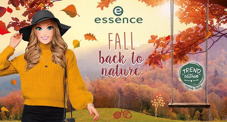 essence news – fall back to nature