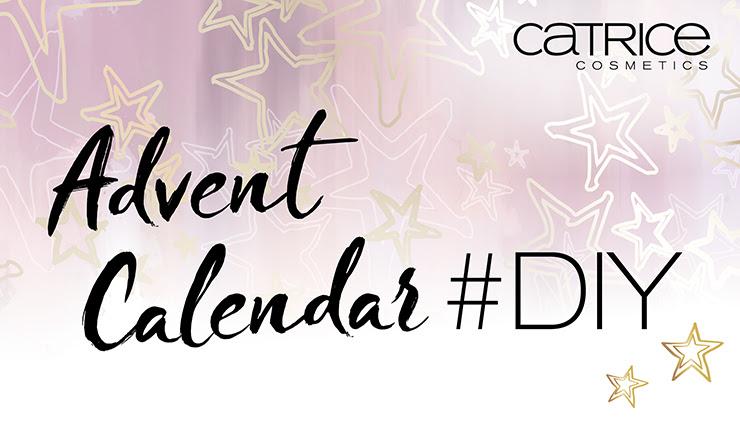 Adventskalender Alarm mit dem dem CATRICE #DIY Adventskalender