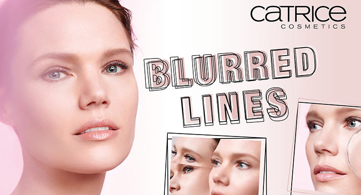 Neuvorstellung: CATRICE Limited Edition Blurred Lines