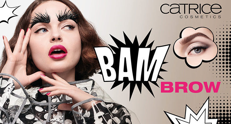 Beauty News: CATRICE Limited Edition BAM BROW