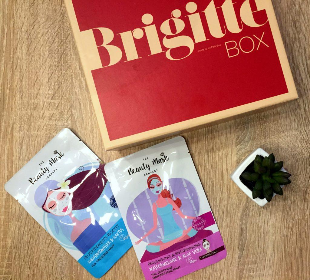 Brigitte Box Juli August