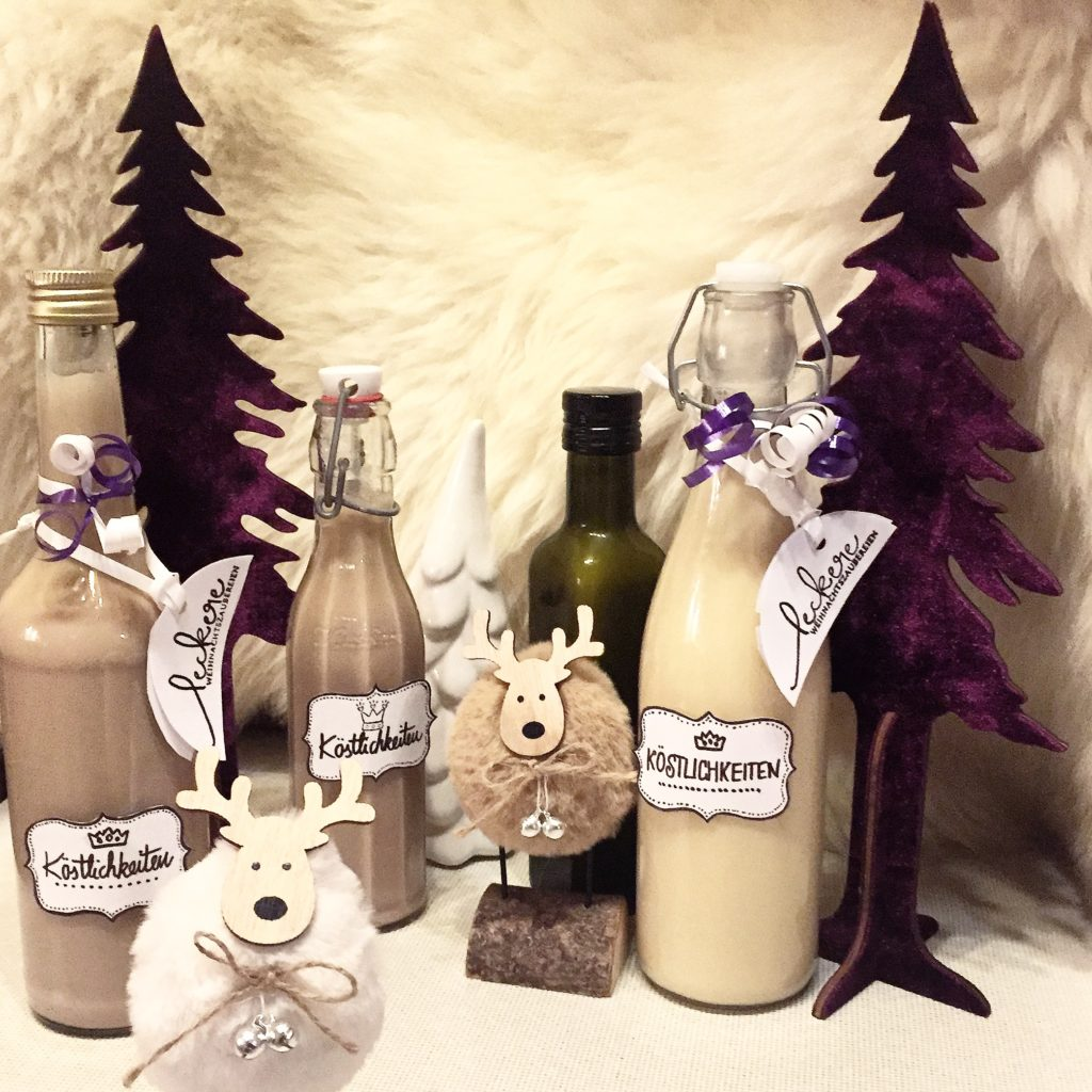 Süße Last Minute Leckereien zu Weihnachten