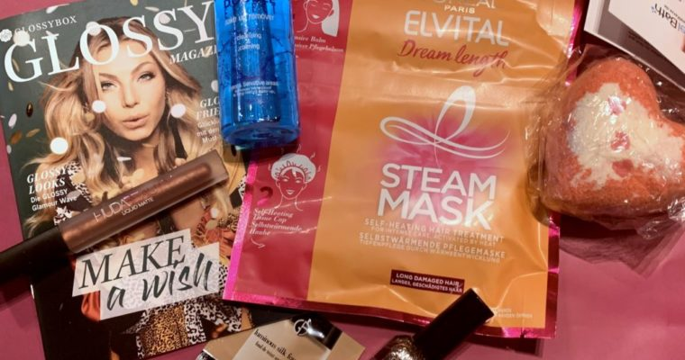Glossybox November 2018 – Make a wish Edition