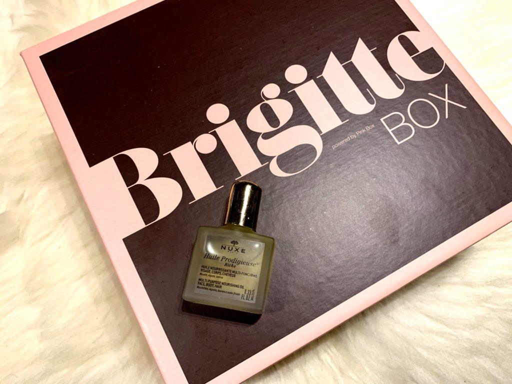 Brigitte Box Oktober 2019