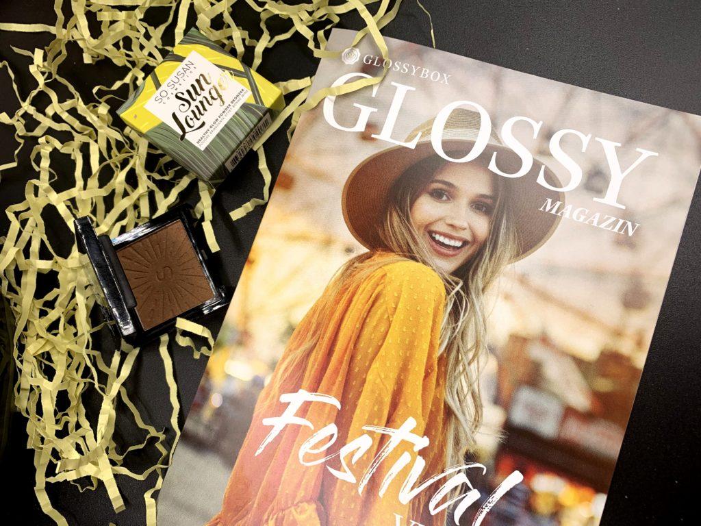 Glossybox Juni 2019